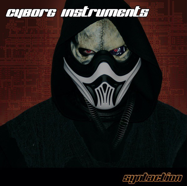 cyborg instruments cover