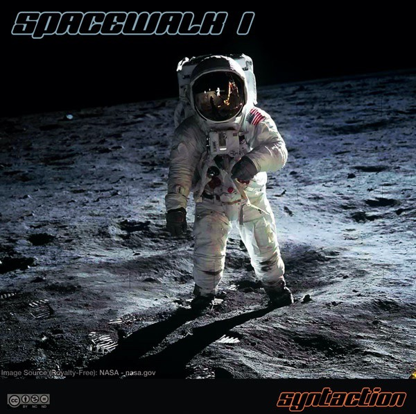 spacewalk 1 cover