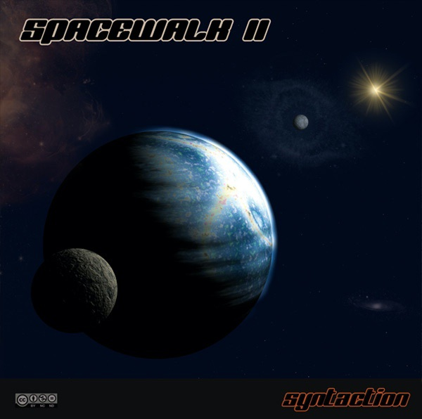 spacewalk 2 cover